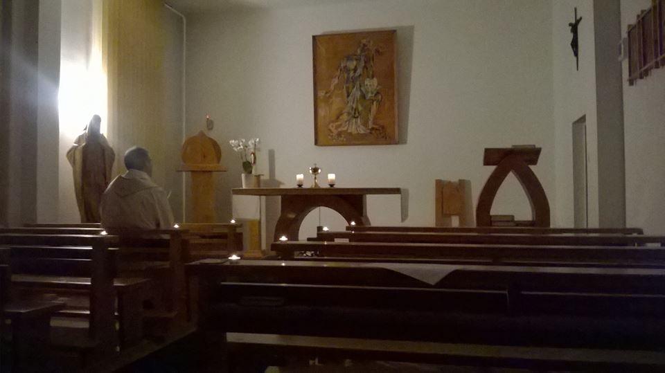 Szent Jeromos kápolna a teológián